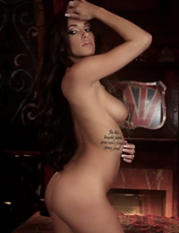 Meghan nicole the red room