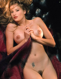 Playmate donna perry at playboy