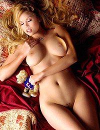 Playmate lauren anderson at playboy