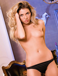 Playmate thea coleman at playboy