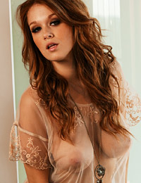 Playmate leanna decker at playboy