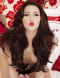 Playmate cassie laine at playboy
